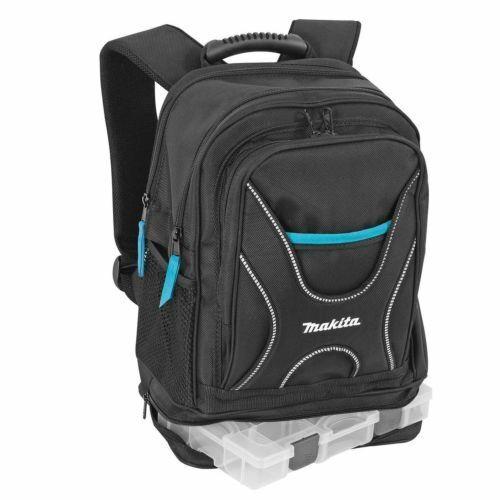 Nouveau Makita P-72017 Sac à dos pour outils et voyage avec petit objet Organisateur
