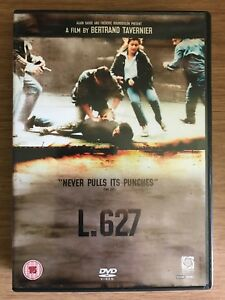L-627-1992-Bertrand-Tavernier-Frances-Accion-Suspense-Clasica-Gb-DVD