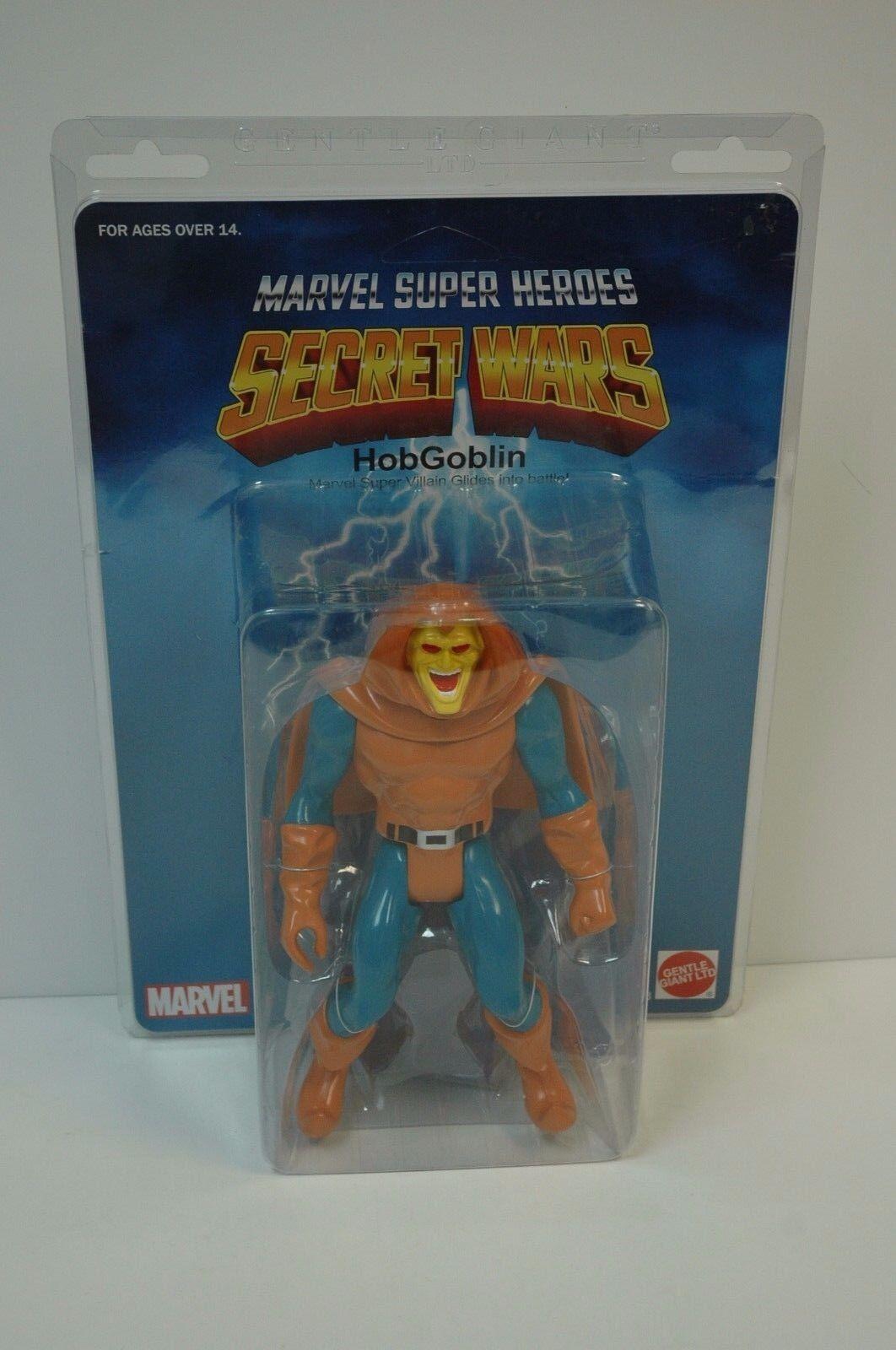Marvel HOBGOBLIN Marvel Super Heroes Secret Wars MOC Gentle Giants LTD 12