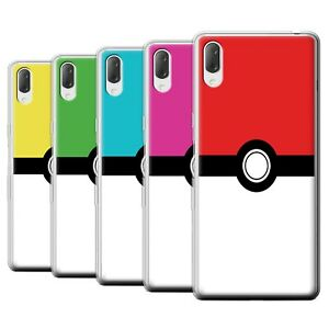Gel-TPU-Case-for-Sony-Xperia-L3-2019-Pokeball-Anime-Inspired