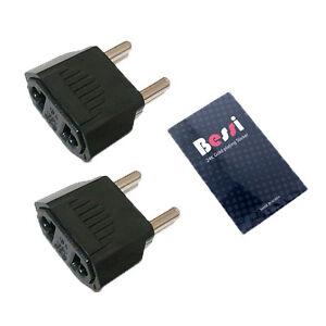 samsung ac adapter plug wiring 220v adapter plug diagram (110v to 220v) 2pcs 220v plug adapter usa to eu/ travel ... #1