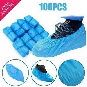 100pcs Waterproof Anti Slip Boot Cover