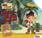 Jake and the Never Land Pirates: Pirate Island Adventure by Disney Book Group (Board book, 2014)
