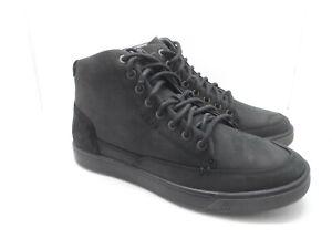 GLENHAVEN SNEAKER MID Boot Black
