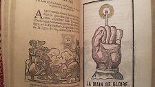 Les secrets merveilleux de la magie naturelle du petit Albert occult grimoire