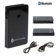 Usb Bluetooth 3.5mm A2DP Stereo Audio Adapter Dongle Sender Transmitter for TV