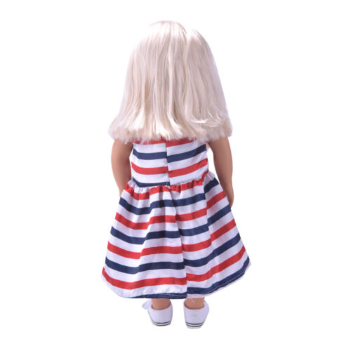 Hot Madame Handmade fashion Doll Clothes dress For 18 inch  Girl Doll*