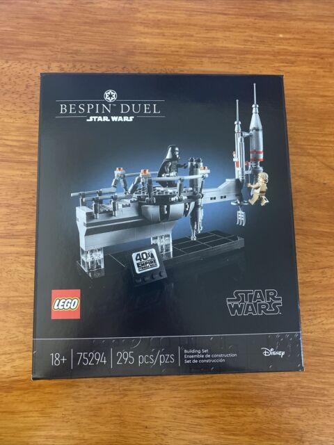 Lego Star Wars Bespin Duel Building Kit 75294 Brand New Sealed in Box