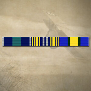 QLD-POLICE-AFP-SERVICE-AND-SOLOMONS-LAW-ENFORCEMENT-MEDAL-RIBBON-BAR-STICKER