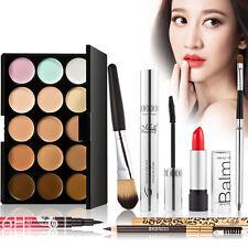New 15 Color Palette Makeup Set Concealer Eyebrow Eyeliner Powder Cosmetic Kits