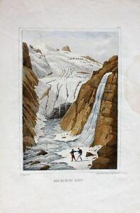 Rhine-Quelle-Glacier-Ice-Toma-See-Graubunden-Mountaineers-Ruinaulta-Pingret