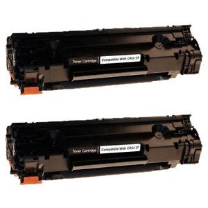 2pk Crg137 Toner For Canon 137 9435b001aa Imageclass Mf216n Mf217w Mf224 Mf227dw Ebay