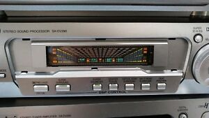 TECHNICS-Equalizzatore-processore-audio-stereo-separato-SH-DV290-JAPAN-MADE-Surround