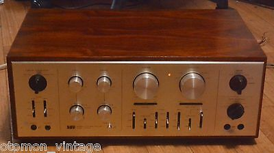 Luxman vintage A3400 (CL-30) preamp with phono stage * perfect sound