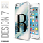 PERSONALISED-BIG-INITIALS-PHONE-CASE-MARBLE-HARD-COVER-APPLE-IPHONE-7-8-PLUS-XS thumbnail 30