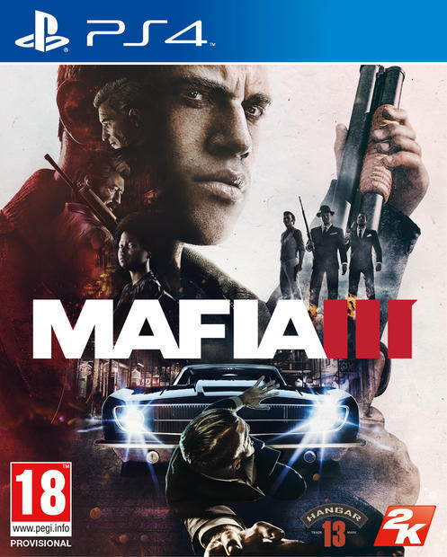 Mafia III 3 PS4 Playstation 4 IT IMPORT TAKE TWO INTERACTIVE