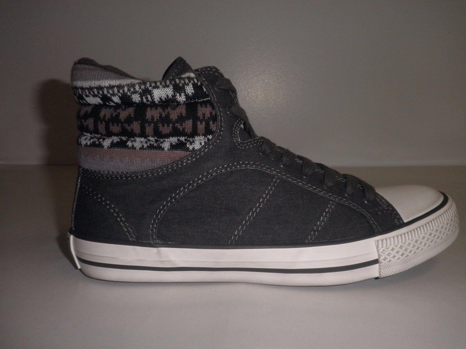 Splendid Größe 6 M ESSEX Steel Grau Fashion Sneakers NEU Damenschuhe Schuhes