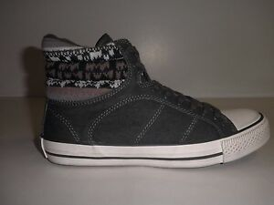 Splendid Size 7 M ESSEX Steel Grey Fashion Sneakers New Womens Shoes