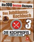 Die Kochprofis 3 - Das Jubiläums-Kochbuch (2015, Gebundene Ausgabe)