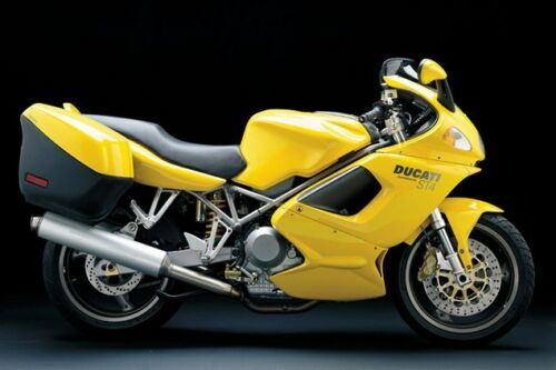 DUCATI ST4S SPORT TOURING 2001 BIKE WORKSHOP FACTORY SERVICE REPAIR MANUAL