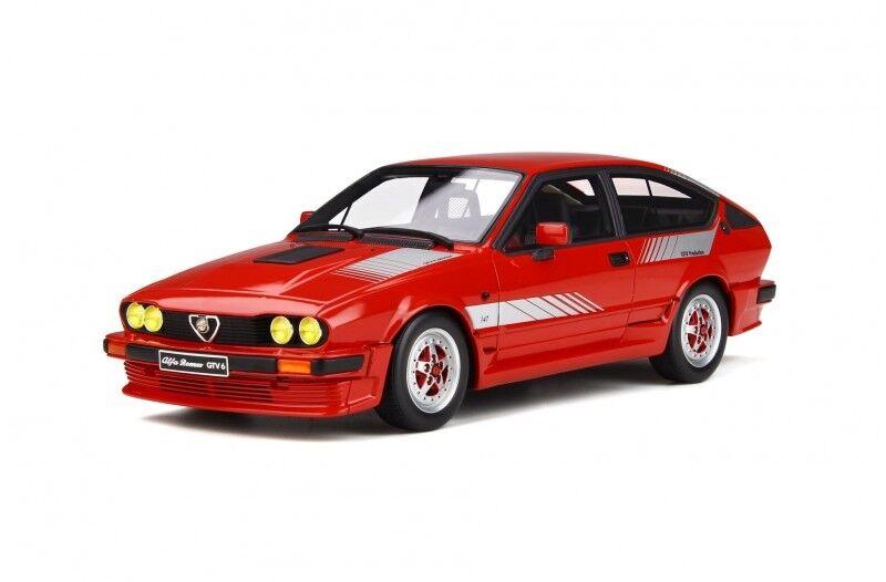respuestas rápidas Alfa Romeo GTV6  1 18, Otto mobile, mobile, mobile, edicion limitada  compras en linea