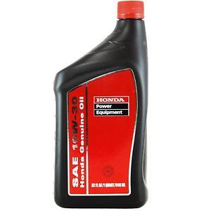 Image Is Loading Honda Sae 10w 30 Motor Oil 08207 10w30