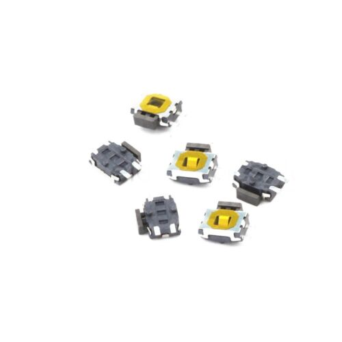 10pcs NEW 4Pin SMD Turtle type Tact Power Side Switch Button