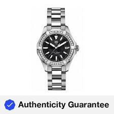 Tag Heuer WAY131P.BA0748 Aquaracer 35MM Women's Diamond Stainless Steel Watch