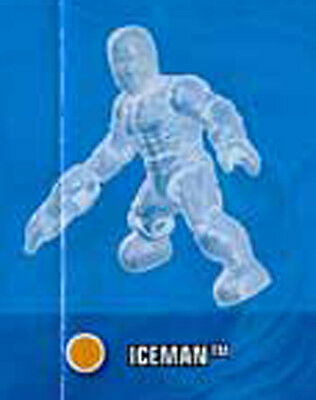 SANDMAN mega bloks NEW series 3 marvel minifigure RARE blind pack VHTF spiderman