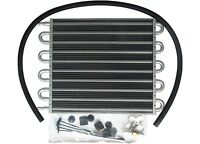 Transmission Oil Cooler Extra Heavy Duty 26,000 Gvw 16 5/8x 12 5/8x3/4