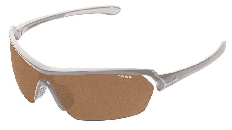 Cébé Eyemax Glasses Metallic grau Frame variochrom intestinal braun Lens-Road Tri