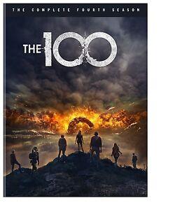 The-100-Season-4-New-amp-Sealed-Region-2-DVD-Boxset