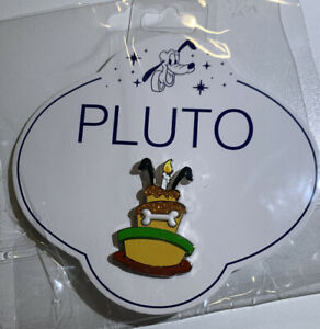NEW-Disney-Pluto-90th-Anniversary-Birthday-Cake-Pin-Limited-Release-FAST-SHIP