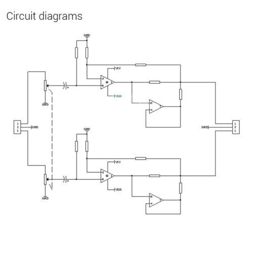 Classic 47 Headphone Audio Amplifier Board DIY Kits AMP DC 9-24V Pip~GQ