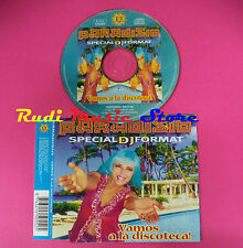 CD singolo Paradisio Vamos A La Discoteca 74321550552 ITALY 1997 no lp mc(S19)