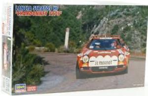 Lancia Stratos HF Chardonnet 1975 1 24 kit di montaggio 20282 Hasegawa
