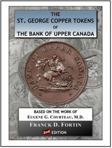 The-St-George-Tokens-of-the-Bank-of-Upper-Canada-1850-1857-2nd-Edition-2018