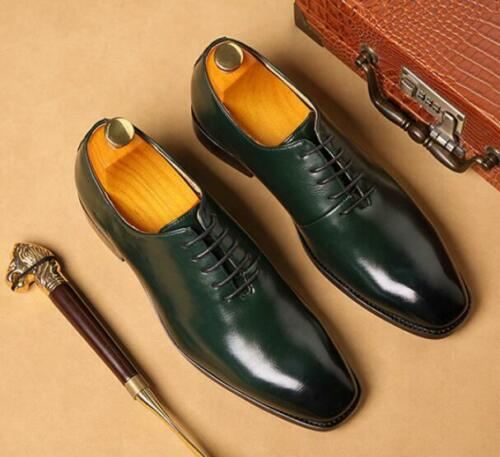 Details about  /Mens Dress Formal Leather Shoes Pointy Toe Work Business Office Lace up Party L