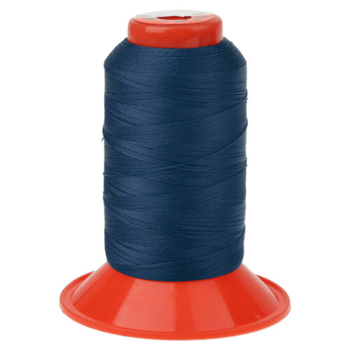 Canvas Shoes Blue 500M Bonded Nylon Sewing Thread for Tent Leather Bag
