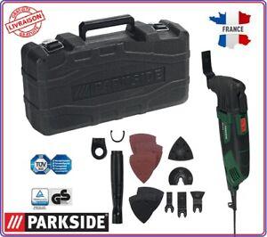 PARKSIDE-Outil-multifonction-PMFW-310-D2-310-W-set-accessoires-boite-transport