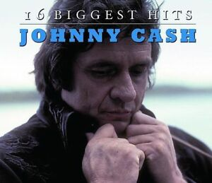 FREE US SHIP. on ANY 3+ CDs! ~Used,Very Good CD Cash, Johnny: 16 Biggest Hits