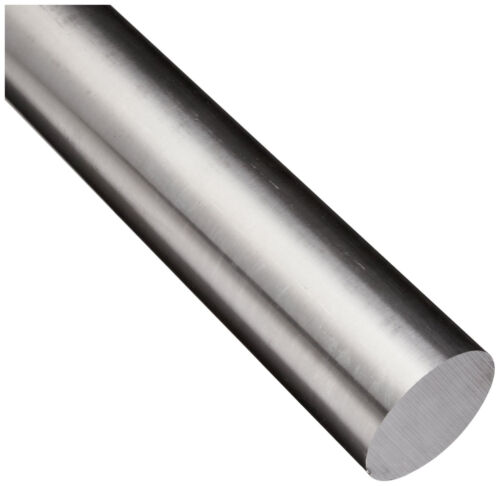 """12/"""" Long 1//2/"""" Dia Stainless Steel Round Bar SST-304"""