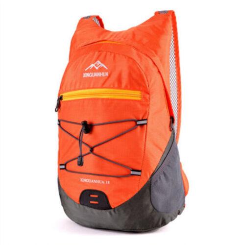 Ultralight Backpack Bag Waterproof Hiking Folding Cycling 31*42*16cm Trekking