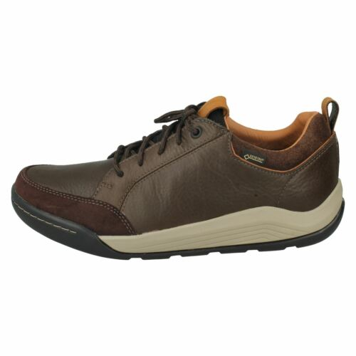 Clarks Ashcombe Bay GTX Lace Up Casual Gore-Tex Shoe