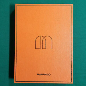 Details about [Pre-Owned/ No Photocard] Mamamoo Melting - CD/ Booklet