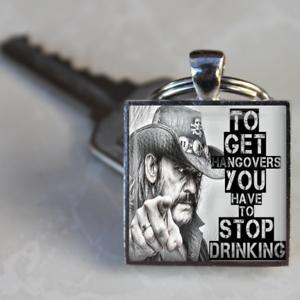 Lemmy-Motorhead-Keyring-Lemmy-Kilmister-Rock-n-Roll-Unique-gift-handmade-keyring