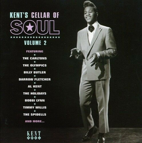 Various Artists - Kent's Cellar of Soul 1 / Various [New CD] UK - Import