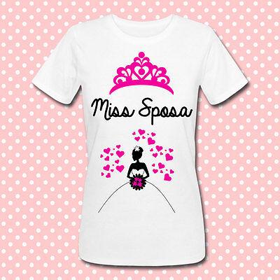 T-shirt Addio al nubilato personalizzabile lista delle damigelle idea regalo!