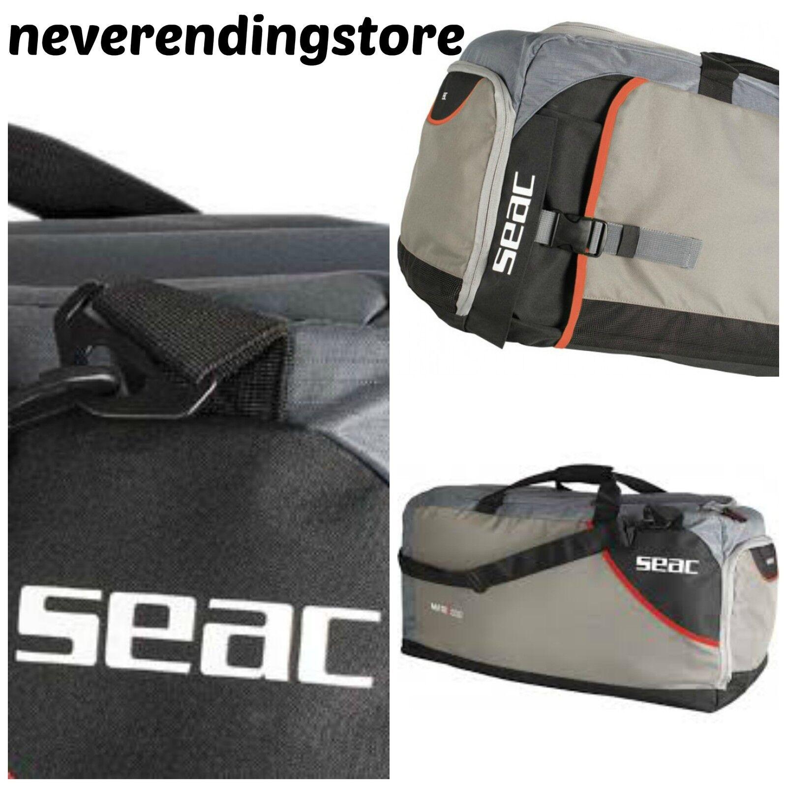 BORSONE BAG SEAC MATE 200 HD  SCONTATO DIVE DIVING SUB