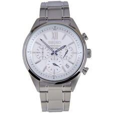 SEIKO SSB153P1 Mens Quartz Date Chronograph Bracelet Watch 100m WR RRP £169.00